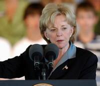 Correspondent Rita Braver to profile Lynne Cheney
