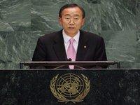 Ban Ki-Moon to broker ceasefire