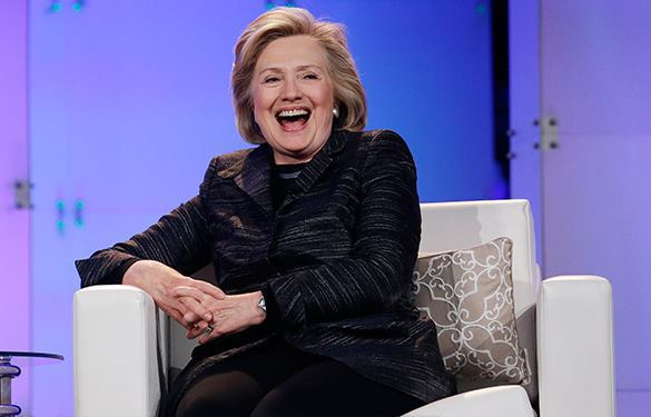 WSJ: Hillary Clinton worked as Secretary of State for her personal enrichment. Hillary Clinton