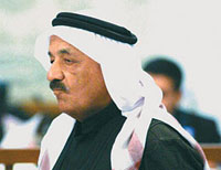 Saddam's aide sentenced to death by hanging