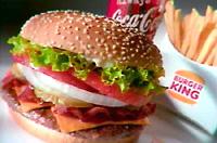 Burger King reports 4Q profit increase