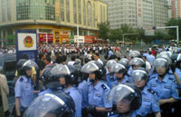 Ethnic-rioting deaths raise to 184 in China