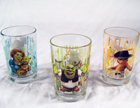 Toxic Cadmium Found in McDonald's Shrek-Themed Collectible Glasses