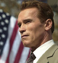 Schwarzenegger says conservative critics 'irrelevant' to his work as California governor