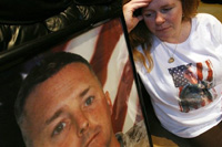 U.S. military suicide rates increased 20 percent in 2007