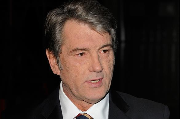 Ukrainians want Putin to be their President. Viktor Yushchenko