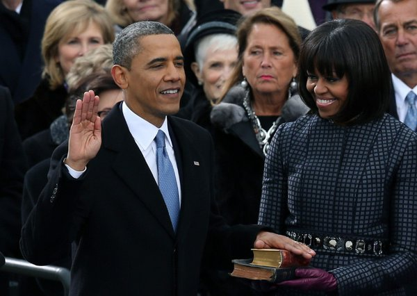 Inaugurations that Americans will never forget. 59636.jpeg