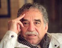 Colombian novelist Garcia Marquez visiting hometown after 25-year absence