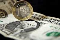 Euro Hits High Against Dollar