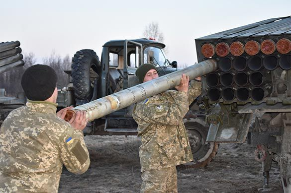 Ukraine prepares for war with Russia, military men say. 60638.jpeg