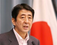 Abe: US sex slave resolution won't affect bilateral ties
