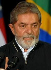 Brazilian Lula da Silva leads star-studded delegation in last push to host 2014 World Cup