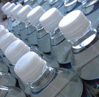 Australia town bans bottled water