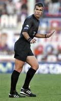 Argentina's Elizondo to referee World Cup final