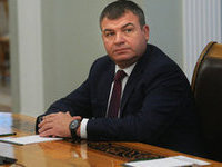 Russian national rage goes down on former Defense Minister Serdyukov. 51641.jpeg