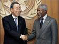 UN speaks out against racial discrimination