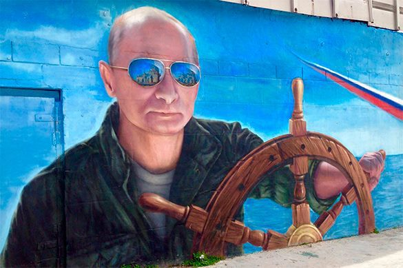 Putin speaks about showering with gay man on submarine. 60642.jpeg