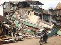 Powerful earthquake shakes eastern Indonesia