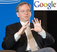 Eric Schmidt to talk with Apple Over Board Role