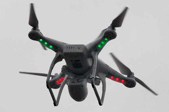 A US man to pay 0 for downing neighbour's drone. drone