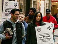 Broadway strike talks end without agreement