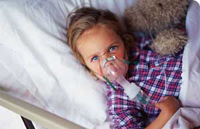 Children with mild form of asthma die more often