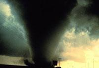 Tornado Hits Oregon Coast