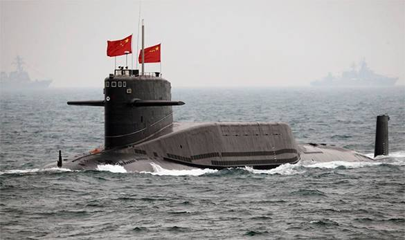 Vice Admiral Joseph Mulloy: China's undersea fleet has surpassed that of the US. Chinese submarines frighten USA
