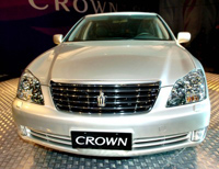 Toyota to recall 20,069 Crown sedans due to defect
