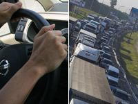 Moscow traffic jams hardest to survive. 44649.jpeg