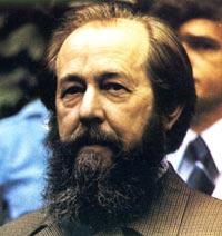 Solzhenitsyn hails Putin
