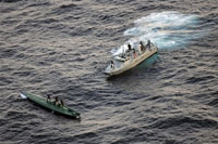 Submarine loaded with drugs seized in Mexico