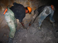 At least 1 killed, 40 injured, 60 trapped in Ecuador gold mine explosion