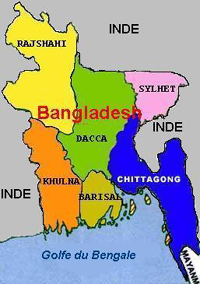 Monsoon rains destroying northeast Bangladesh, over 200,000 people marooned