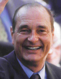 Chirac sends troops to Lebanon gaining popularity