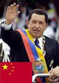 Chavez slams the U.S., praises China, condemns Israel