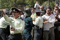 Iranian police kill 12 people suspected of terrorism