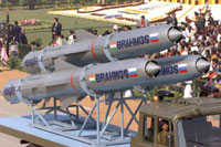 Russia and India to increase production of BrahMos PJ-10 supersonic cruise missiles