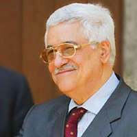 Palestinian president meets with EU officials