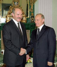 Putin could become leader of Russia-Belarus Unified State