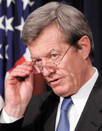 Max Baucus Unveils His Healthcare Plan
