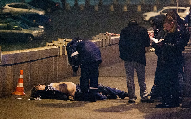 Boris Nemtsov shot dead in the heart of Moscow. Boris Nemtsov killed