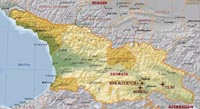 Abkhazia, Ossetia and Trans-Dniester region to form joint peacekeeping force