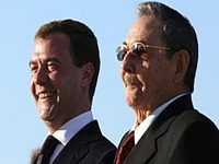 Dmitri Medvedev is Confident Raul Castro's Visit Will Reinforce Bilateral Relations