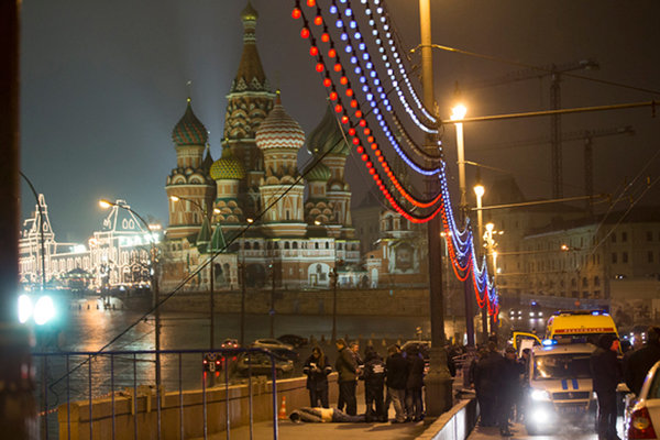 Nemtsov Murder: Anti-Putin False Flag!. Nemtsov murder plotted in Washington