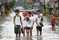 Tropical storm Kalmaegi kills at least 7 in Taiwan