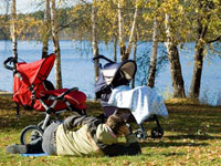 Maclaren Strollers May Injure Kids Seriously