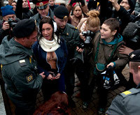 Two US women arrested in Moscow for undressing in public. 45663.jpeg