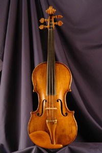 Gagliano Violin Returns to Owner