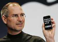 Steve Jobs Unveils iPhone 4, World's Thinnest Smartphone